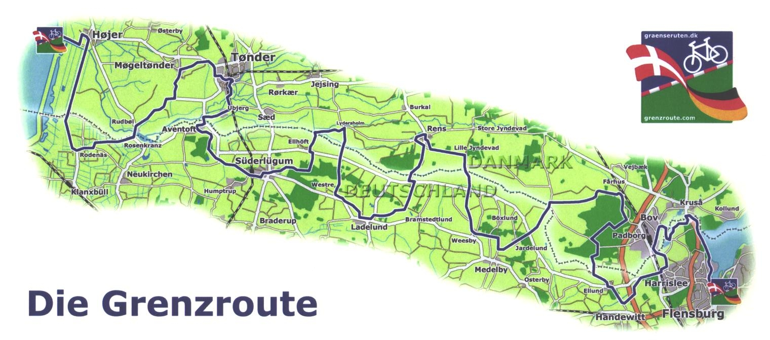 Grenzroute
